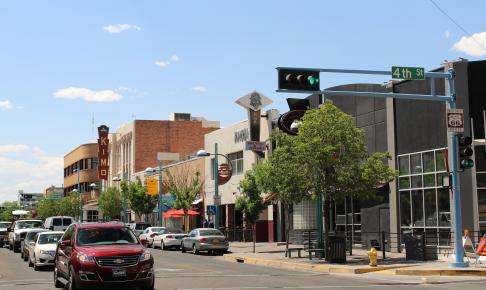Route 66 i Albuquerque - Risskov Rejser