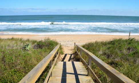 Nyd solen og stranden i St. Augustine - Risskov Rejser