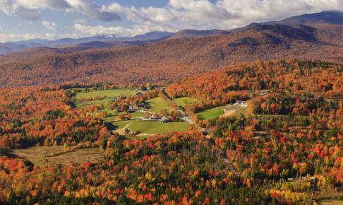Stowe, Vermont - Risskov Rejser