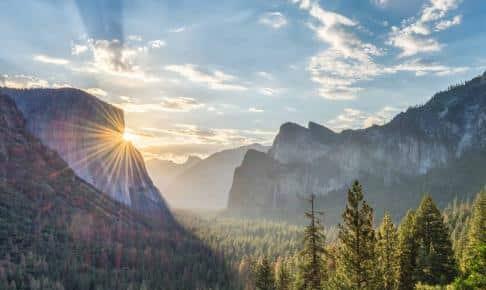 Yosemite National Park - Risskov Rejser