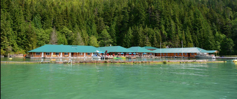Knight Inlet Lodge - Risskov Rejser