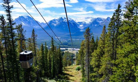 Banff Gondola - Risskov Rejser
