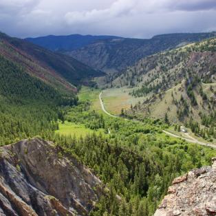 Chilcotin-vildmarken - Columbia - Risskov Rejser