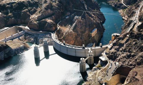 Hoover Dam - Risskov Rejser