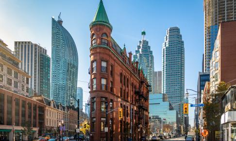 Centrum i Toronto