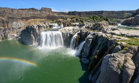 Shoshone Falls - Risskov Rejser
