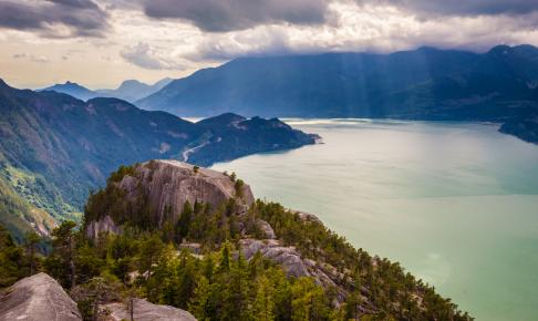Stawamus Chief - Canada - Risskov Rejser