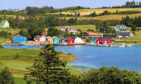 Prince Edward Island - Risskov Rejser