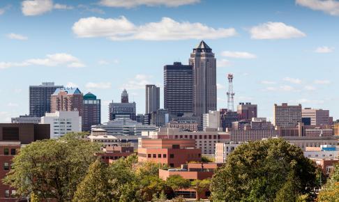 Des Moines, Iowa - Risskov Rejser