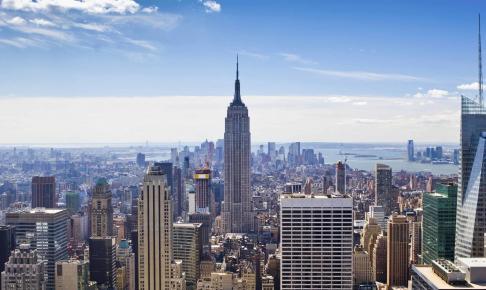 New York og Empire State Building - Risskov Rejser