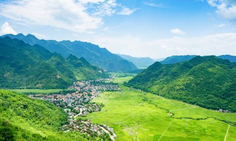 Mai Chau-distriktet i Hoa Binh-provinsen - Risskov Rejser