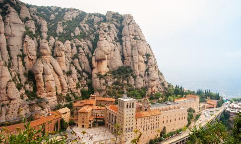 Montserrat-klostret - Risskov Rejser