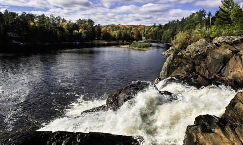 Muskoka Falls - Canada - Risskov Rejser