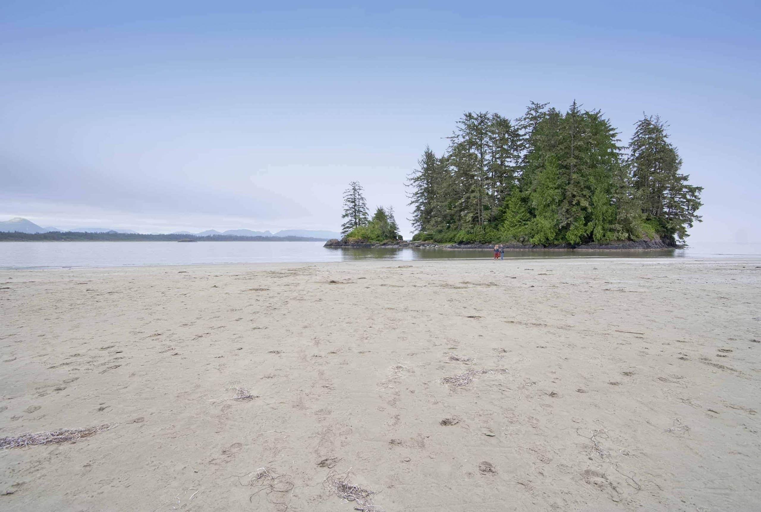Stillehavskysten på Vancouver Island