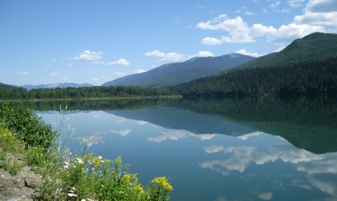 Cariboo Mountains i British Columbia - Risskov Rejser