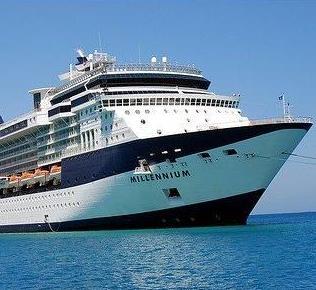 Celebrity Cruise Millenium - Risskov Rejser