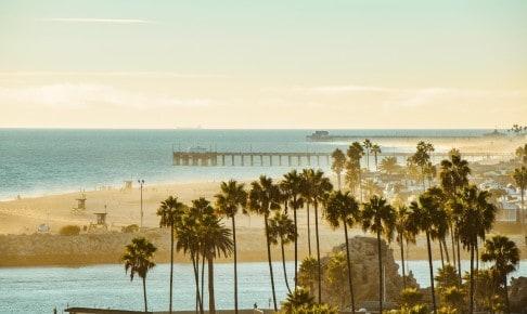 Orange County Coastline - Californien - Risskov Rejser