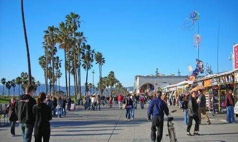Promenaden på Venice Beach - Risskov Rejser