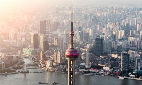 The Oriental Pearl, Shanghai, Kina - Risskov Rejser