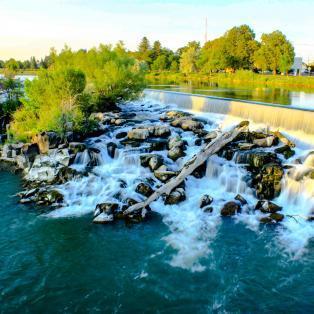 Idaho Falls - USA - Risskov Rejser