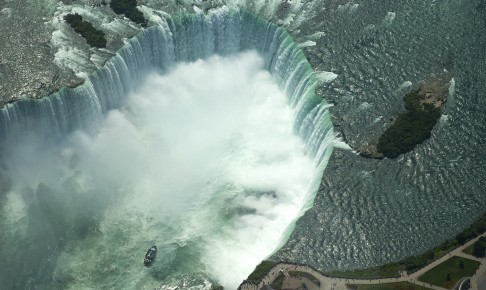 Horseshoe Falls - Risskov Rejser