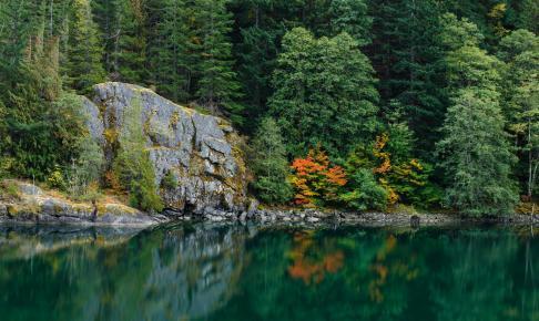 North Cascades National Park - Risskov Rejser