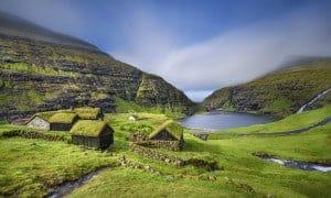 Saksun på Færøerne - Risskov Rejser