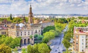 Sevilla i Spanien - Risskov Rejser