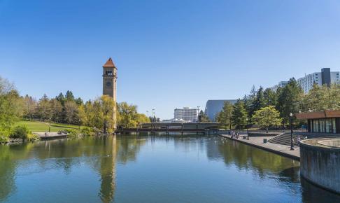 Spokane by - Risskov Rejser