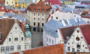 Talinn, Estland - Risskov Rejser
