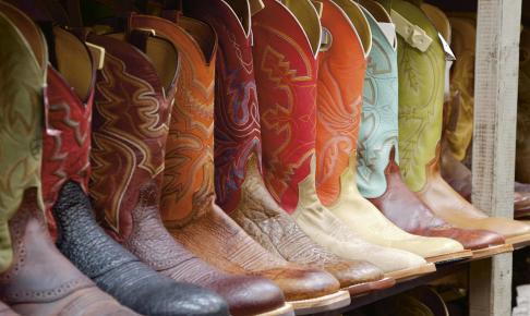 Texas Støvler - Risskov Rejser