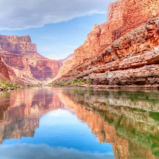 Grand Canyon, Colorado River - Risskov Rejser