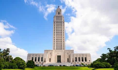 Louisiana State Capitol - Risskov Rejser