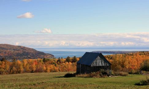 Baie-Saint-Paul i Charlevoix-regionen - Risskov Rejser