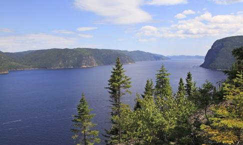 Saguenay-fjorden i Québec - Risskov Rejser