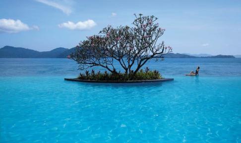 Shangri-La's Tanjung Aru Resort & Spa - Risskov Rejser