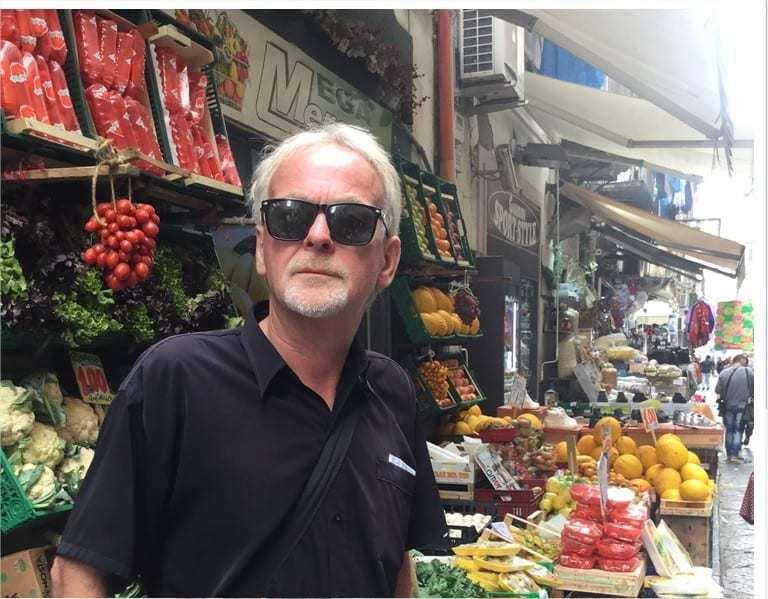 Torben i Napoli - Risskov Rejser