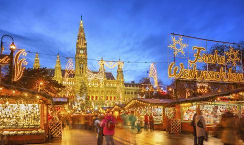 Julemarkedet ved rådhuset, Australien - Risskov Rejser