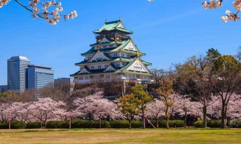 Osaka Castle - Japan - Risskov Rejser