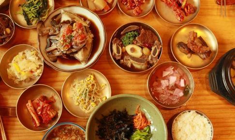 Et udvalg af sydkoreanske specialiteter - Risskov Rejser