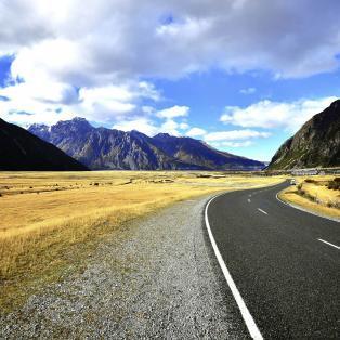 Gletsjere og endeløs natur i New Zealand - Risskov Rejser