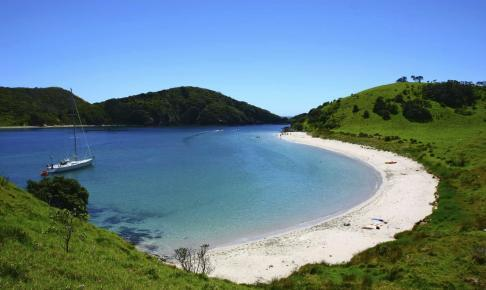 Bay of Islands, New Zealand - Risskov Rejser