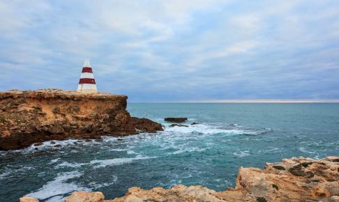 The Obelisk, Syd Australien - Risskov Rejser