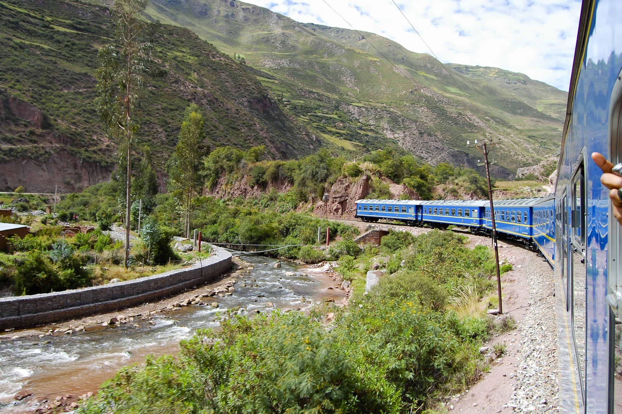 Tog - Peru - Risskov Rejser