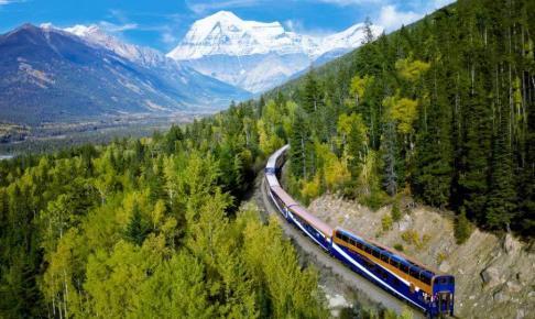 Rocky Mountaineer - Risskov Rejser