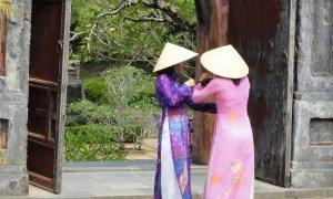 Hue-Minh-Mang-Kings-gravmæle - Risskov Rejser