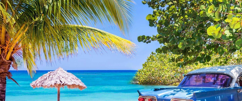 Strand på Cuba - Risskov Rejser
