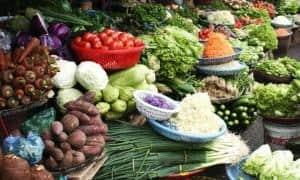 Friske råvarer - Vietnam - Risskov Rejser