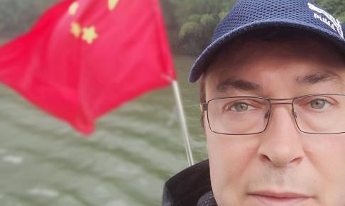 Martin K. Thomsen - Rejseleder - Risskov Rejser