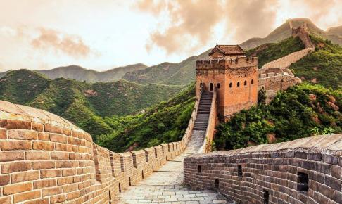 Den kinesiske mur - Risskov Rejser